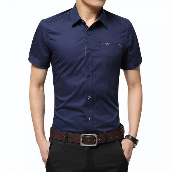 Collar Cardigan Shirt