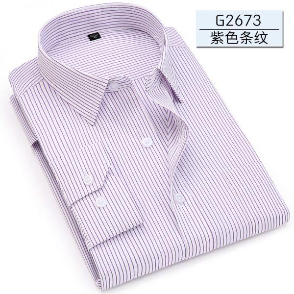 Men Long Sleeve Shirt