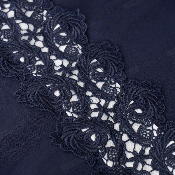 Floral Lace Patchwork