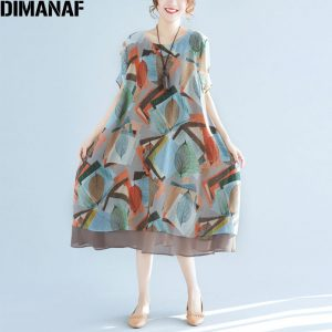 Women Chiffon Dress