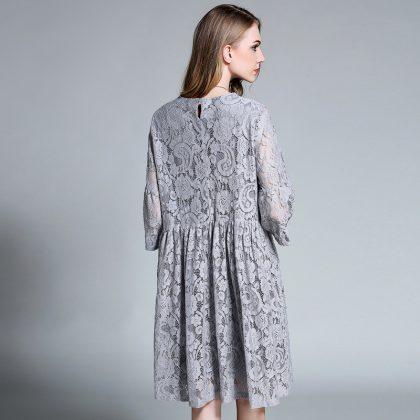 Babydoll Lace Dress