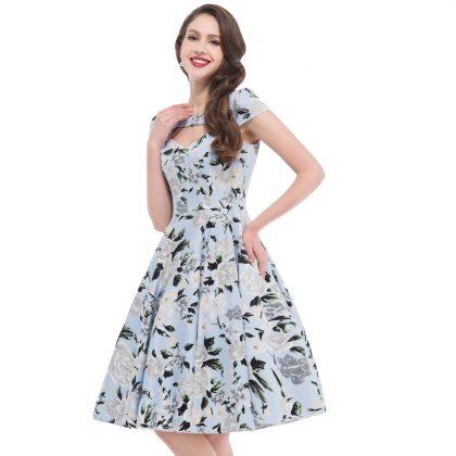 Retro Women Dresses