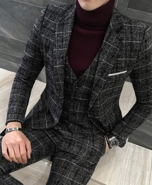 Three-piece Suit