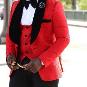 Groom Tuxedo Suit