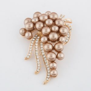 Crystals Imitation Pearl