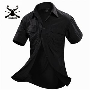 Men Shirt Short