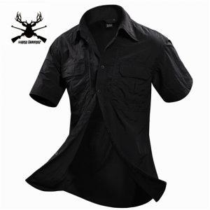 Men Shirt Short