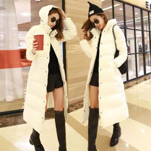Cotton Slim Zipper Coat