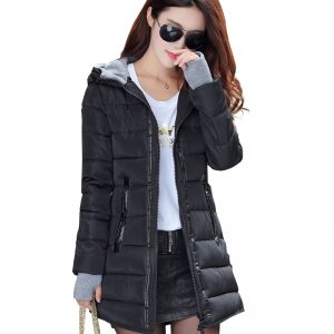 Hooded Warm Coat