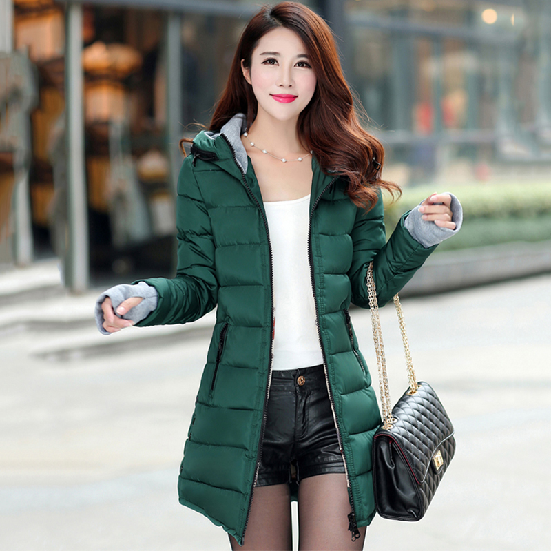 Hooded Warm Coat