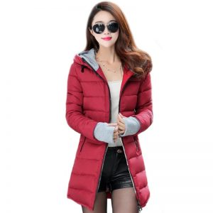 Female Long Parka