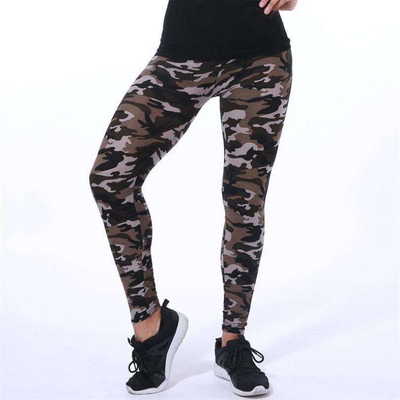 Camouflage Legging