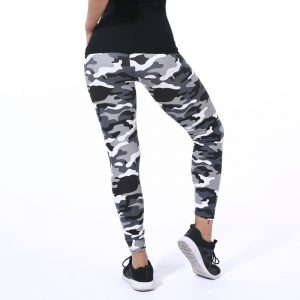 Camouflage Fitness Pant