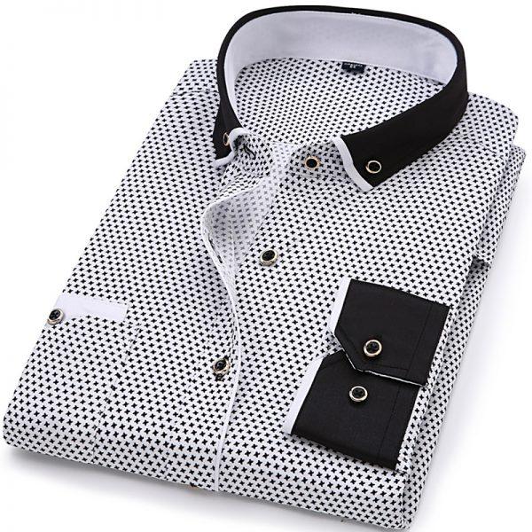 Print Casual Shirt