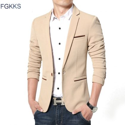 Luxury Men Blazer
