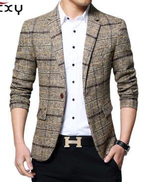Spring Suit Jacket