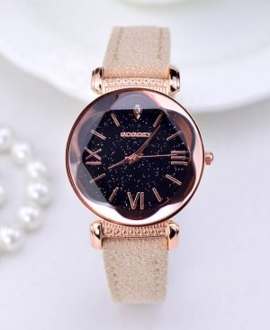 Leather Watches Women