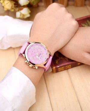PU Leather Quartz