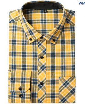 Men Plaid Shirts