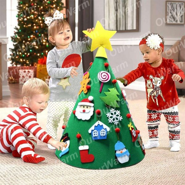 Felt Toddler Christmas