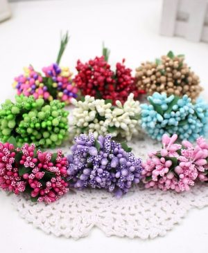 Mini Artificial Flowers