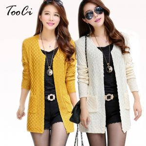 Summer Cardigan Knitted Cardigans Feminino Tops