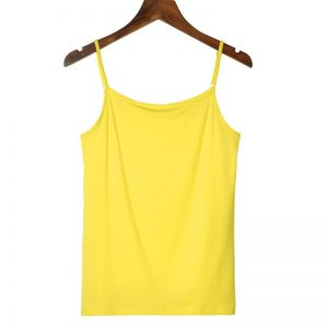 Sexy Sleeveless Camis Tank Tops Casual Blouse