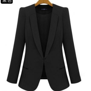 Women Business Suits Ladies Blazers Jackets