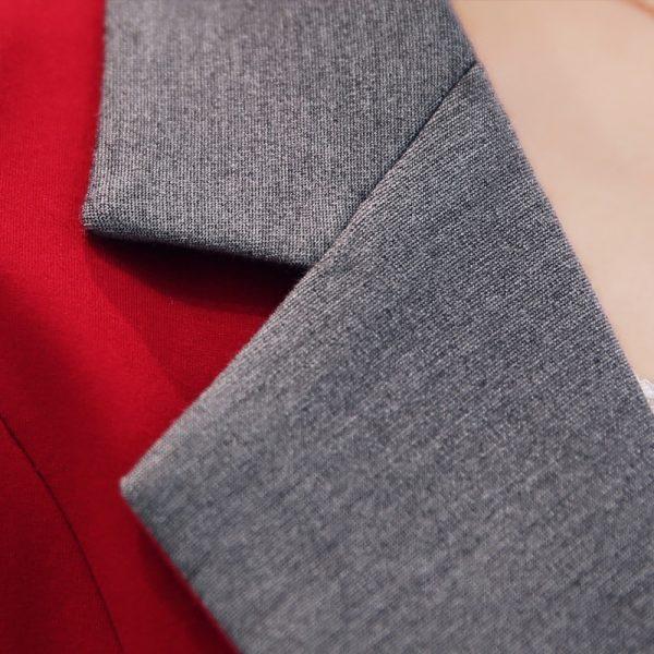Women's Blazer Fashion Lady Blazers Coat Suits
