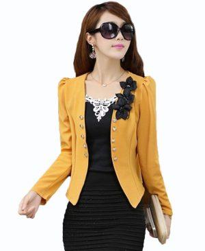 Women Blazer Jackets Ladies Suit Blazers