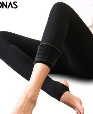 Thick Tights High Elastic Waist Warm Pantyhose