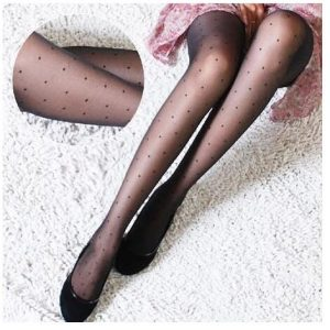Women's Tights Tattoo Stockings Pantyhose
