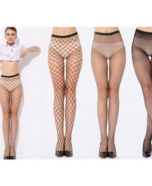 Sexy Fishnet Hollow Pantyhose Punk Stockings