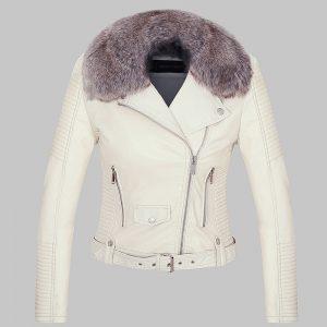 Warm Faux Leather Jackets Biker Outerwear Coats
