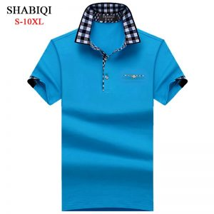 Classic Men Polo Shirt Short Sleeve Polo Shirt