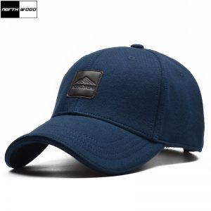 Winter Baseball Cap Women Snapback Hat