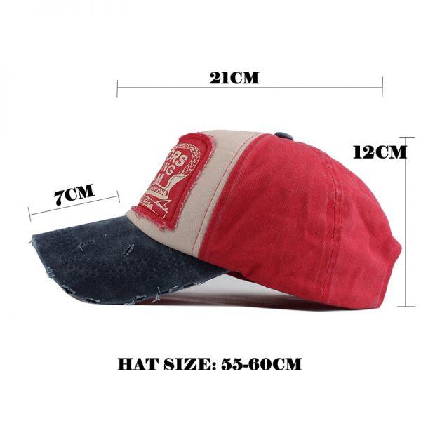 Spring Cotton Cap Baseball Cap Snapback Hat