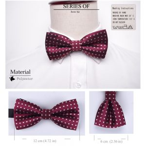 Bowtie Men Formal Necktie Wedding Bow Tie