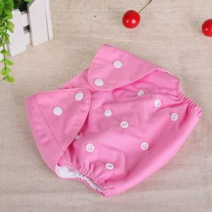 Baby Diapers Washable Reusable Nappies Pant