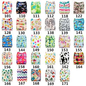 Washable Cloth Diaper Reusable Cloth Diapers