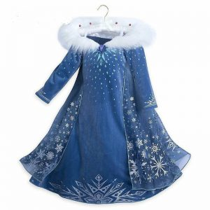 Girls Party Vestidos Cosplay Birthday Princess Dress