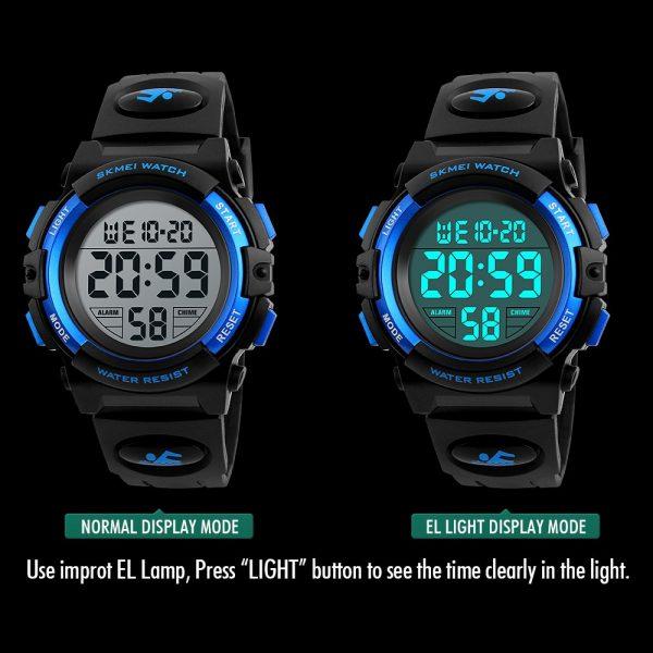 Children LED Watch Outdoor Sports Watches