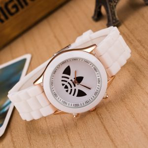 Sports Quartz Watch Silicone Women Watches