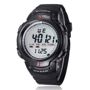 Military Wristwatch Sports LED Electronic Watch