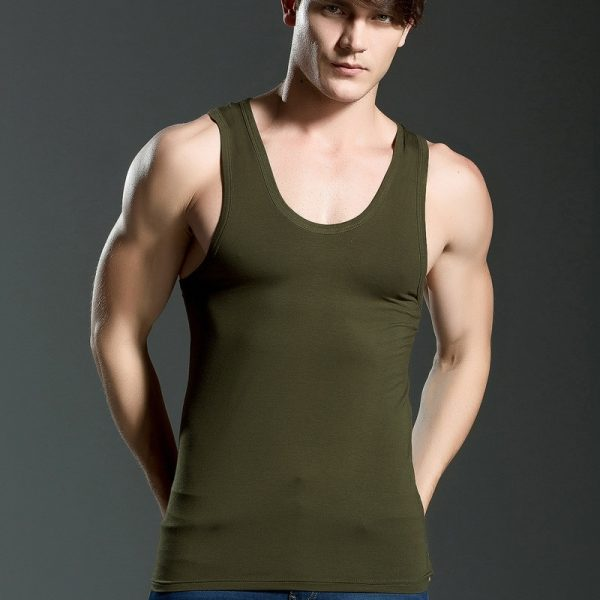 Close-fitting Tops Fitness Elastic Breathable Vest
