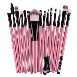 Eye Shadow Foundation Eyelash Lip Makeup Tools