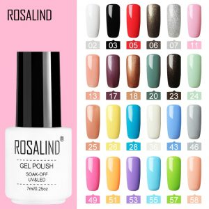 Nail Polish Hybrid Varnish Gel Polish Nail Art