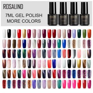 Nail Gel Polish Hybrid Nail Art Semi Permanent