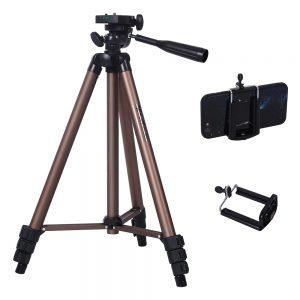 Professional Camera Tripod Stand Canon Nikon Sony