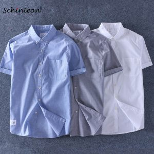 100% Cotton Short Sleeves Shirt Casual Shirts